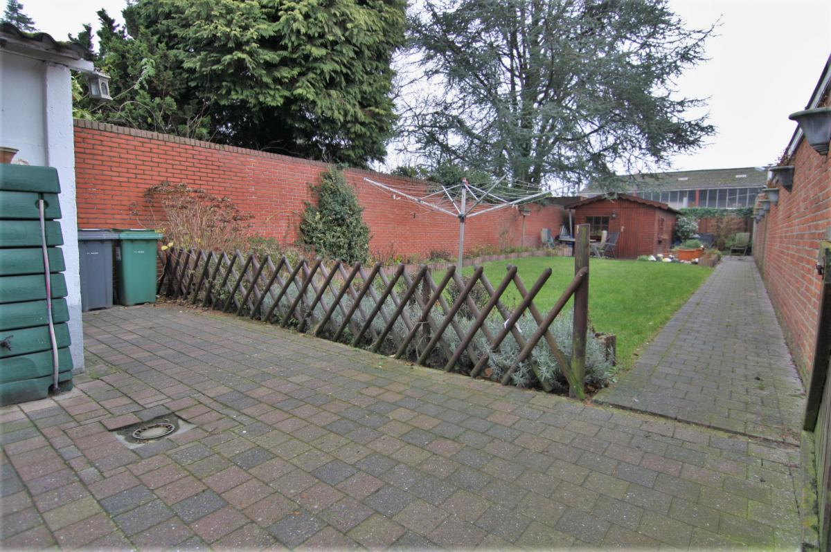 Brego Trust makelaars - Turnhout, Woning - Ruime stadswoning met tuin